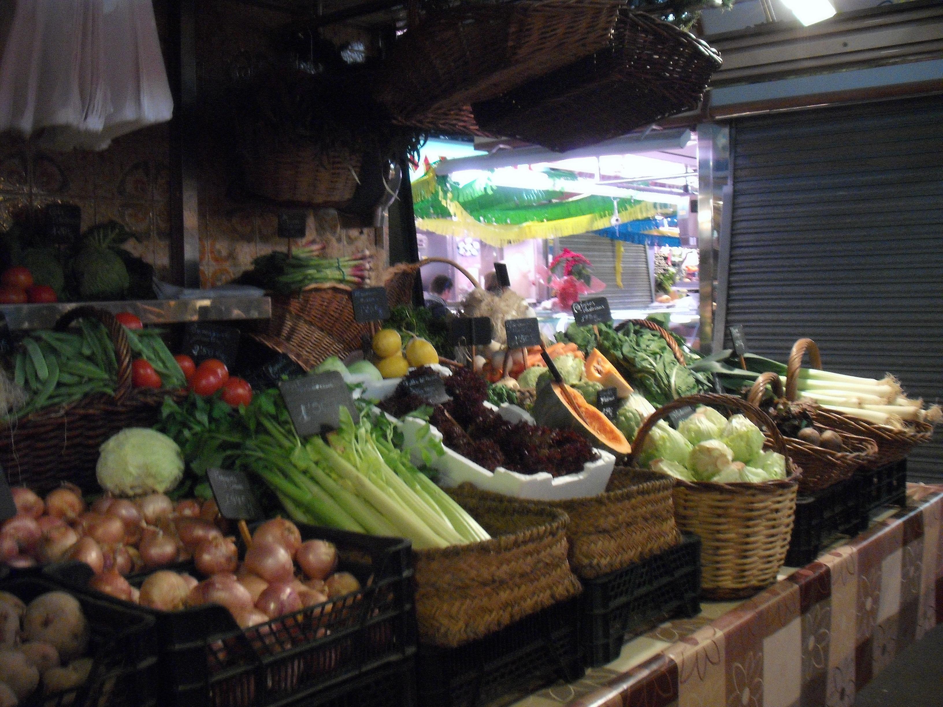 Barcelona mercado
