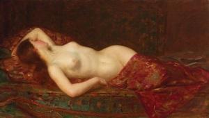 nud dormind- p bellet